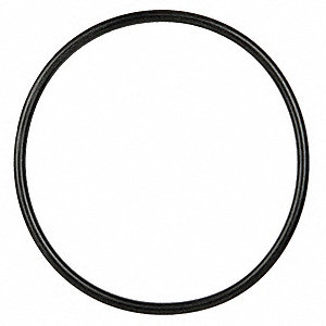 O-Ring, Nitrile, Buna-N, For Use With Stainless Steel Housings