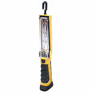 Hand Lamp,Yellow,LED,400lm