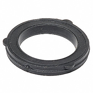 "Rubber Garden Hose Washer, 5/8"" ID Connection"