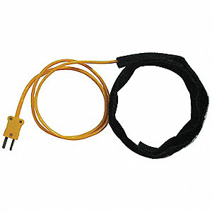 Mini K Thermocouple Surface Temperature Probe, -22° to 221° Temp. Range (F)