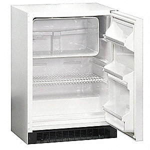 Freezer, 6.1 Cu. Ft., White