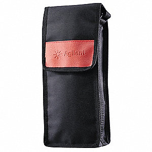 Soft Carrying Case,4-5/7 In. D,Black