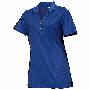 Women's Knit Shirt, Cobalt, S