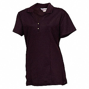 Women's Knit Shirt, Deep Navy, S