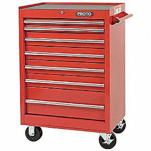 CABINET ROLLER 27 WITH 7 DRAWERS
