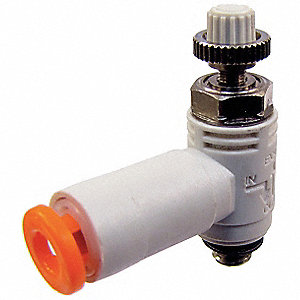 FLOW CONTROL VALVE,TUBE 4MM
