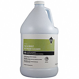 Bathroom Cleaner,Size 1 gal.,Green