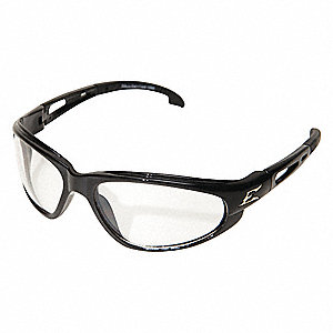 Dakura Scratch-Resistant Safety Glasses, Clear Lens Color