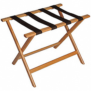 Luggage Rack,19 1/2 H x 17 D In.,PK6