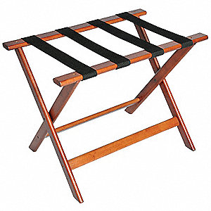 Luggage Rack,18 1/2 H x 17 D In.,PK5