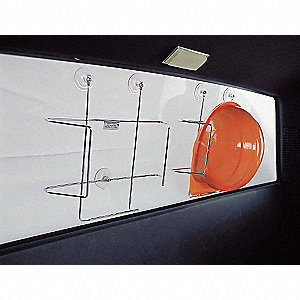 Hard Hat Rack Mounting Kit