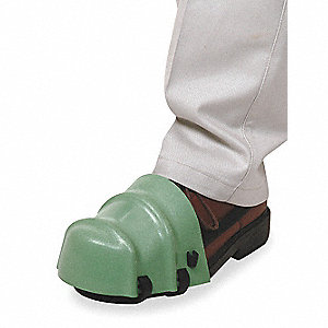 Unisex Plastic Foot Guard, Size: Universal