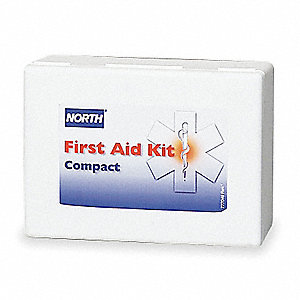 First Aid Kit,Bulk,White,27 Pcs,1 People