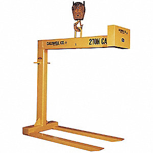 Pallet Lifter,Std Fixed Fork,3T,L48""