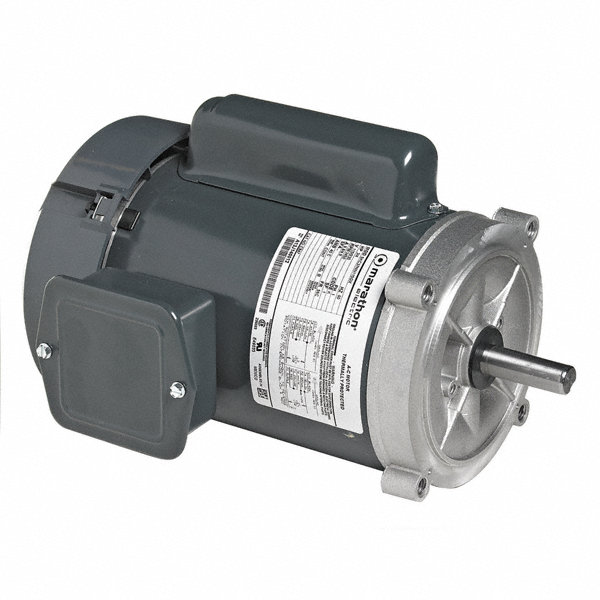 Marathon motors 1 3 hp jet pump motor capacitor start for 1 hp jet pump motor
