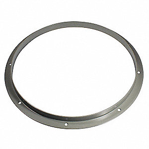 "27-9/16"" Tubeaxial Companion Flange, Inside Dia. 24-9/16"", For Tubeaxial Fan Dia. 24"""