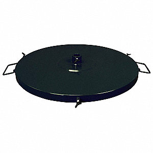 COVER,PAIL,CAPACITY 5 GAL,STEEL