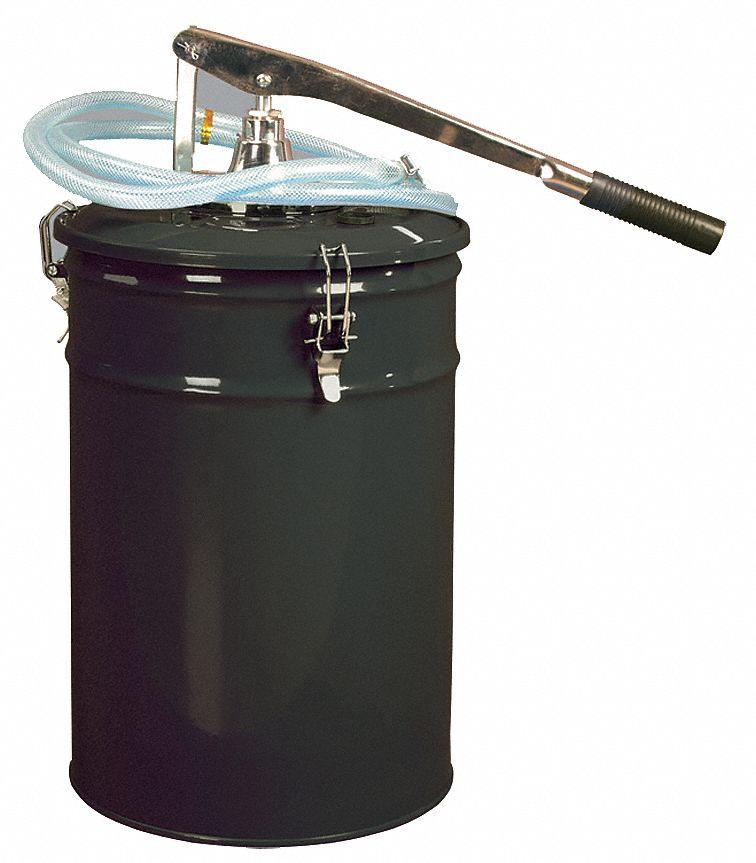 WESTWARD 3APF2 Stub Oil Pump And Spigot,Air Operated