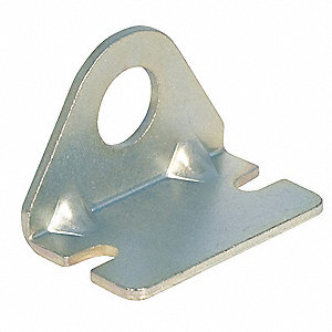 Plated Steel Foot Bracket
