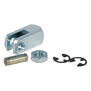 ROD CLEVIS,3/4 IN, 7/8 IN BORE