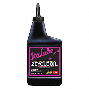 Universal 2 Cycle Oil,15 oz