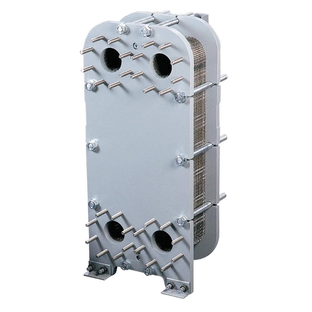 BELL & GOSSETT Heat Exchanger,Plate and Frame,240K BTU - 5TNZ2 ...