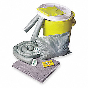 Universal / Maintenance Spill Kit, 20 gal. Drum