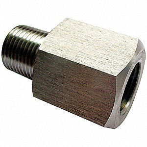 Snubber, Filter, 1/2In NPT, 20, 000psi,  SS