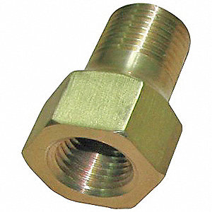 Snubber,Filter,1/4In NPT,1500psi,Brass