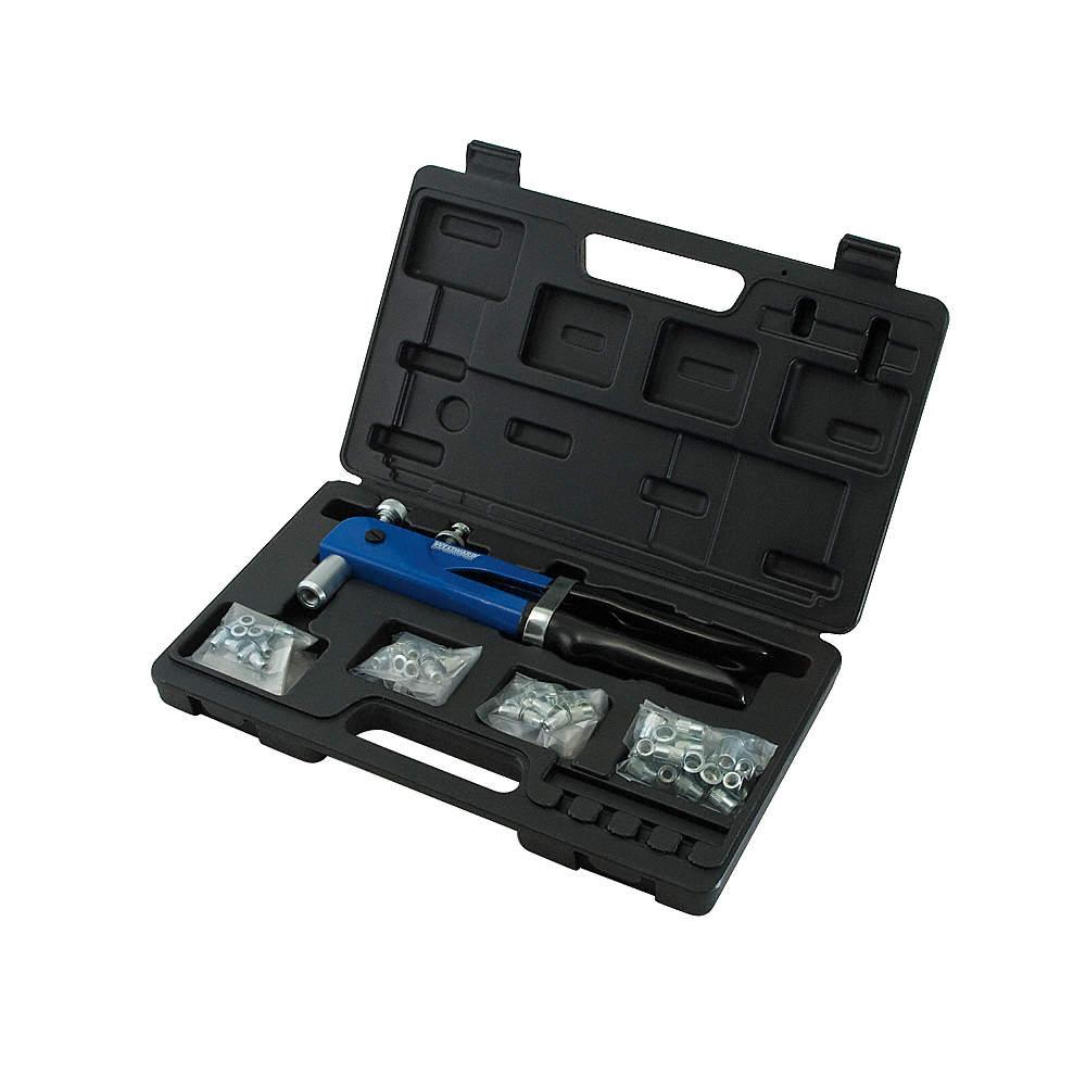 Steel and Aluminum Rivet Nut Tool Kit