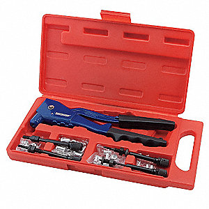 Rivet Nut Tool Kit,  Rivet Nut Tool Kit,  For Rivet Type Rivet Nuts