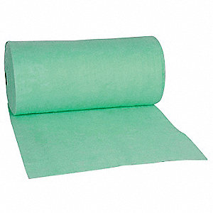 Nonwoven Fabric, Polyester, 15 ft. x 300 ft., 8 oz./sq. yd.