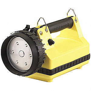 LanternLED, Plastic, Maximum Lumens Output: 615, Yellow, 11.50""