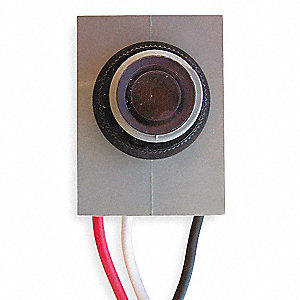 Photocontrol, 208 to 277VAC Voltage, 4150 Max. Wattage, Fixed Mounting
