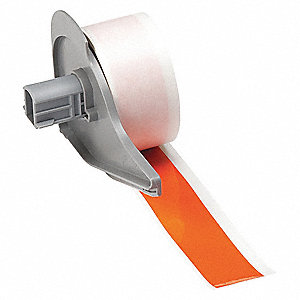 Tape,Orange,1 In. W,50 ft. L