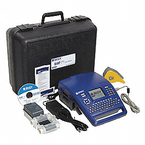 Portable Label Printer,BMP71,2in Tape