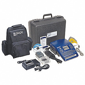 BMP71 Printer Kit with Soft Case and Quick Charger