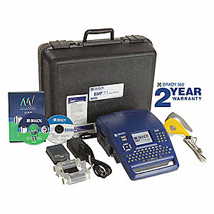 BMP71 Printer Kit with MarkWare Lean Software and Hard Case