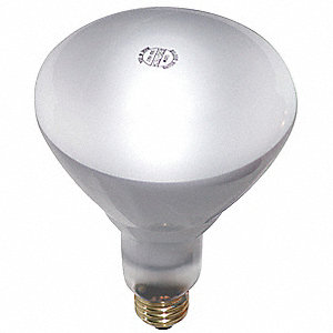 INCANDESCENT FLOODLIGHT,BR40,100W