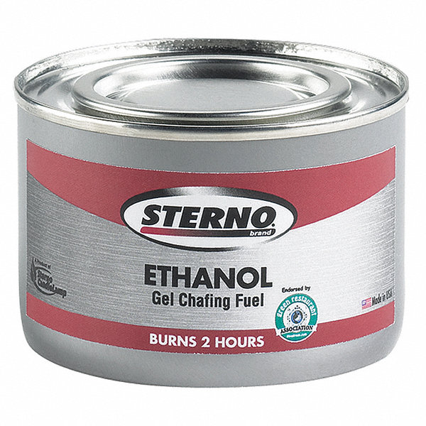 Sterno Chafing Fuel Ethanol Gel Pk72 5udr9 20108 Grainger