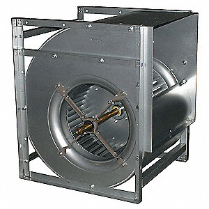 B/D Blower,25 In,Less Drive Pkg