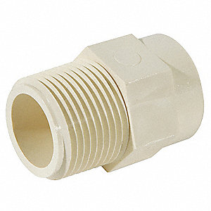 ADAPTER,3/4 IN,SLIP,CPVC