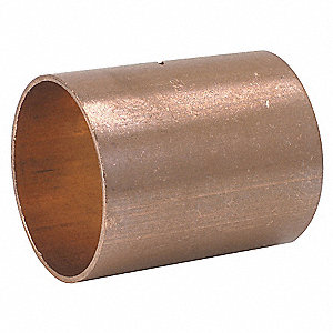 "Coupling,  Wrot Copper,  3/4"",  C x C"