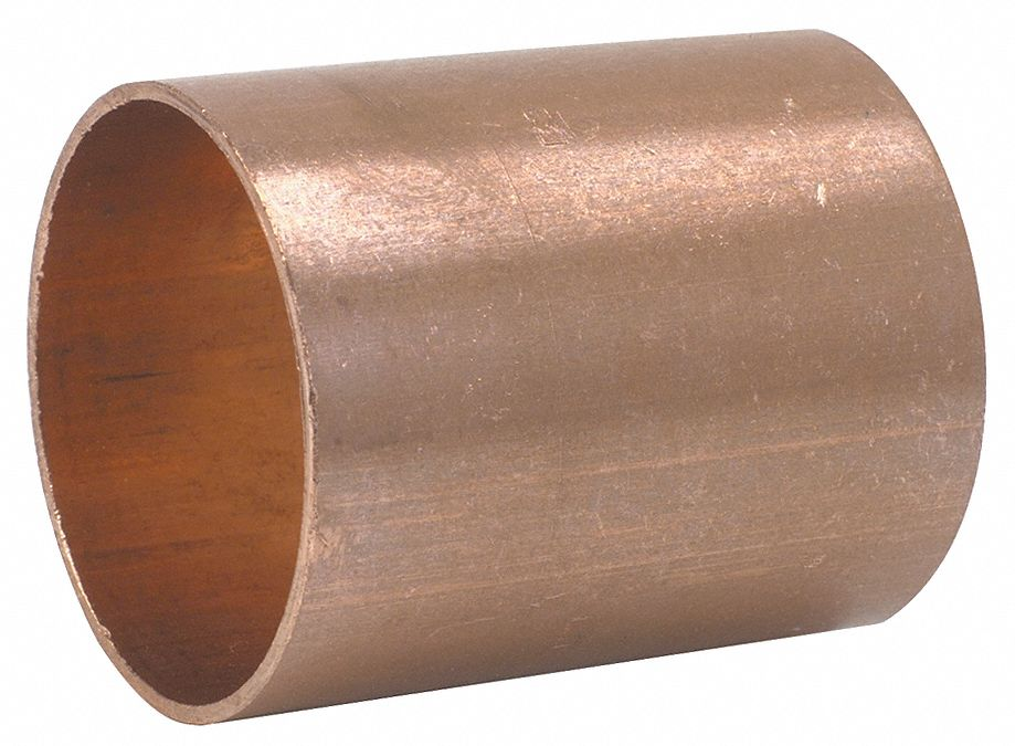 Mueller Industries Coupling Wrot Copper 3 8 In C X C 5uga4 W 10144 Grainger