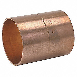 "Reducer, Wrot Copper, C x C, 3/8"" x 1/8"" Tube Size"
