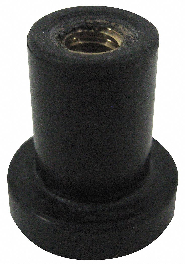 Rubber Well Nut, For Use W/5UJF7,  5UJF8