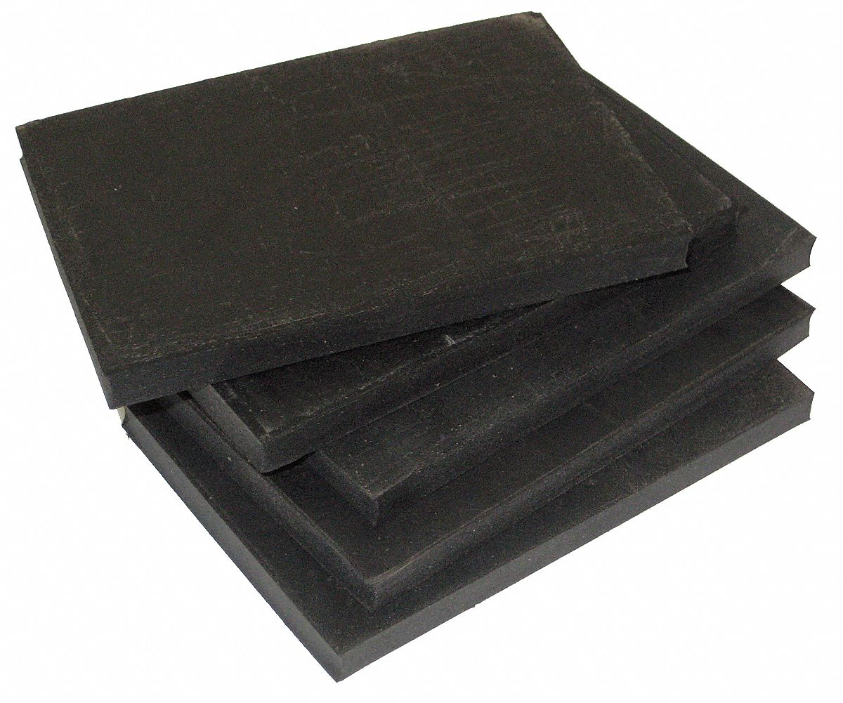 Rubber Pad, For Use With 5UJK0, 5UJK6
