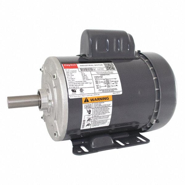 Dayton 1 Hp General Purpose Motor Capacitor Start 1725