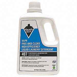 128 oz. High Efficiency Liquid Laundry Detergent, 1 EA