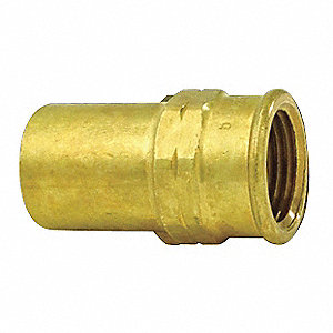 ADAPTER, 3/4 X 3/4 IN, FTG X FNPT